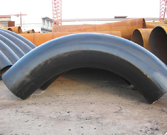 ASME A16.9 Seamless Pipe Bend