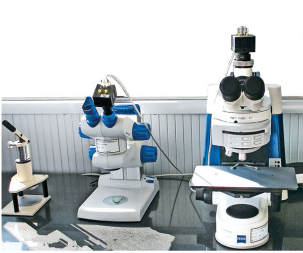 metallographic analysis instrument